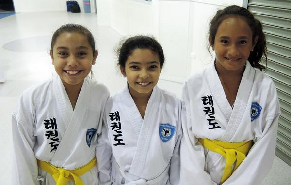 kids martial arts for girls