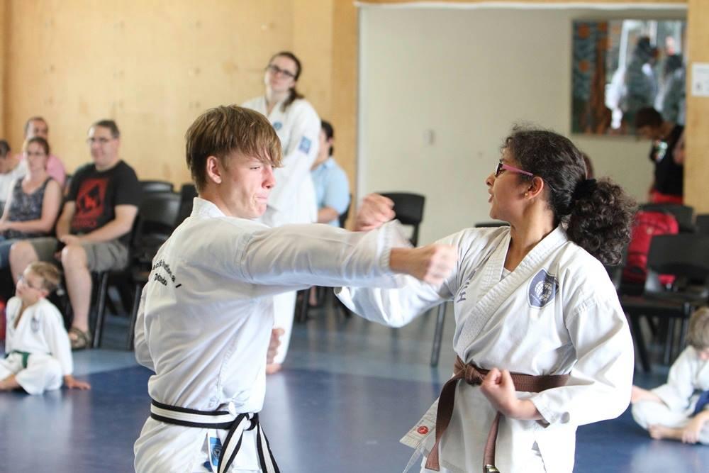 taekwondo brisbane