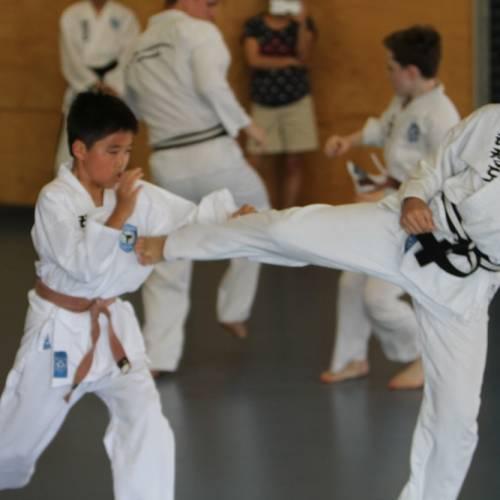 Basic Vocabulary of Taekwondo