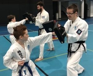 Kids Taekwondo near me