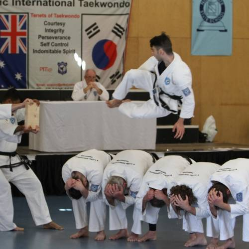 Does Taekwondo Benefit Mental Fitness
