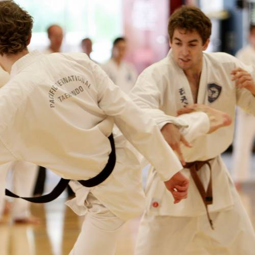 Which martial art is best for self-confidence?