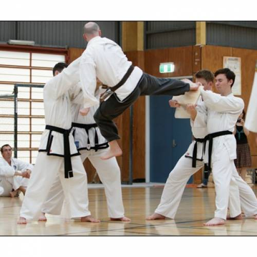 How long does it take to master Taekwondo