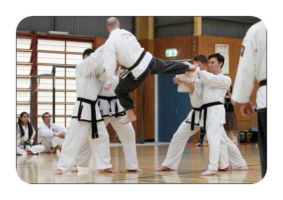 Master Taekwondo