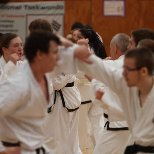 How Adults Taekwondo Classes Can Help You Manage Stress