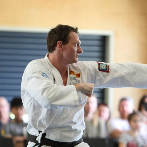 How Fit Do I Have to Be for Adult Taekwondo Classes?