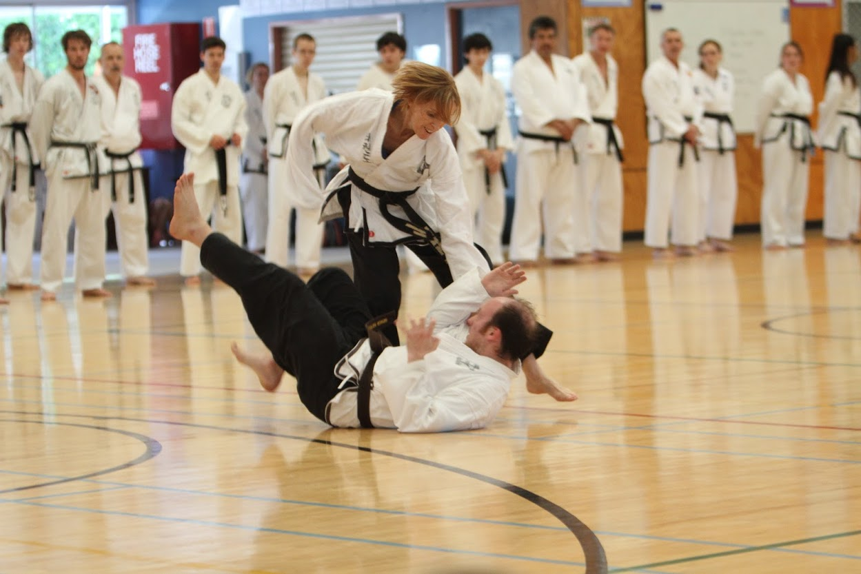 Is Taekwondo good for self-defence?