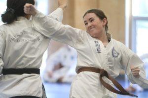 Taekwondo for Training and Living