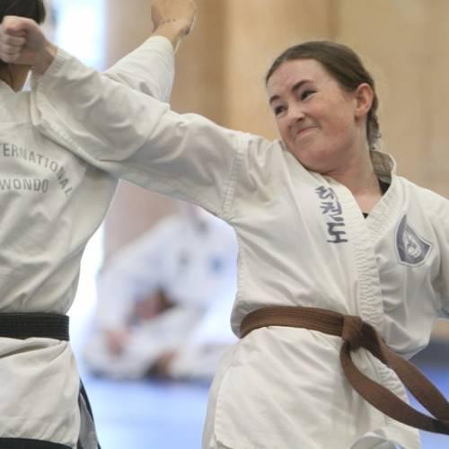 Taekwondo Brisbane for Training and Living