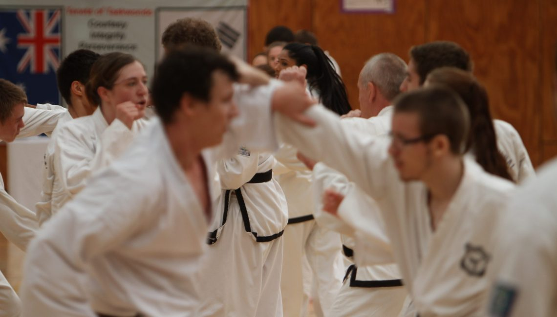 How Adults Taekwondo Classes Can Help You Manage Stress