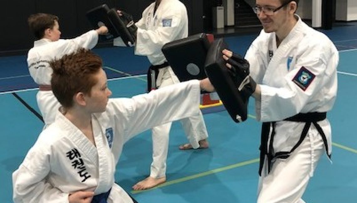 How old do kids need to be to take Taewkondo classes in Brisbane