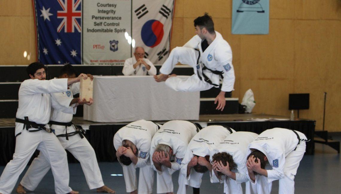 Does Taekwondo benefit mental fitness