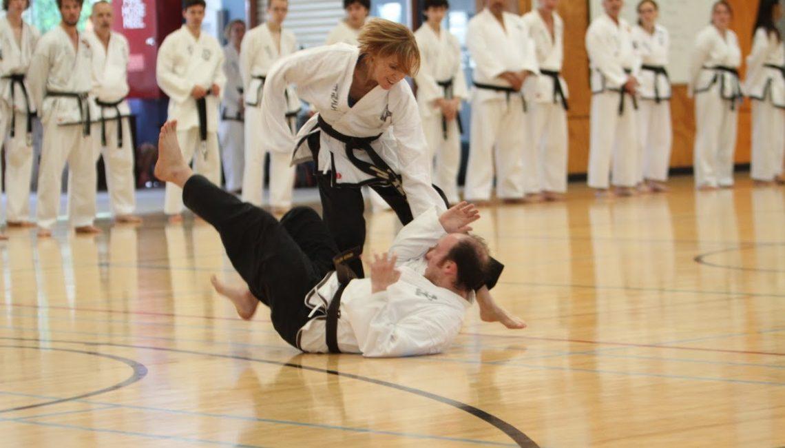 Is Taekwondo good for self-defence?
