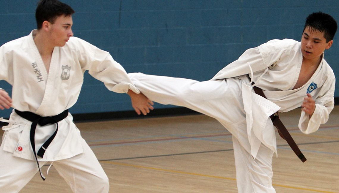 Taekwondo for teens